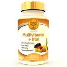 Multivitamins + Iron