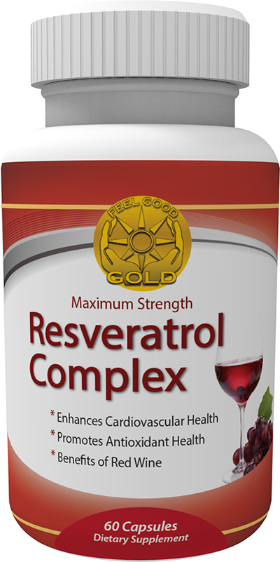 Resveratrol is a powerful antioxidant that can help prevent many health conditions and diseases