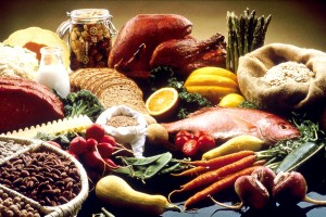 free radical food